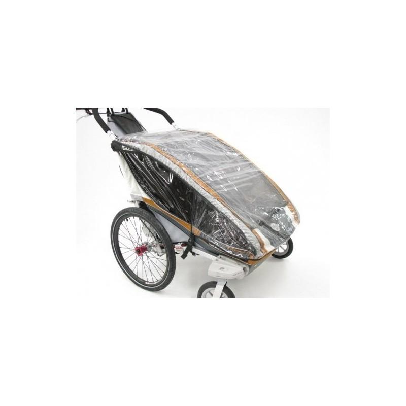 chariot rain cover cx 2 cougar 2. Black Bedroom Furniture Sets. Home Design Ideas