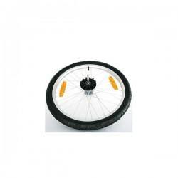 Croozer side wheel 20 inch till 2012
