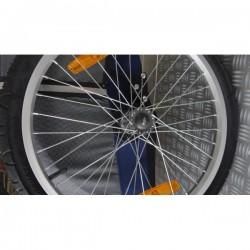 XLC hubcap