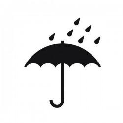 Qeridoo Speedkid 2 rain cover