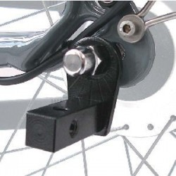 Croozer bike trailer hitch
