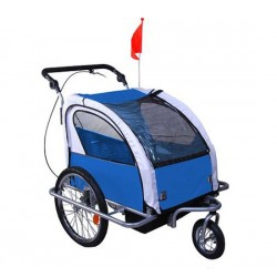 Swivel buggy fietskar