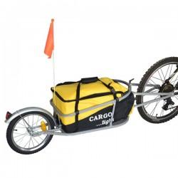 Cargo trailer bike trailer