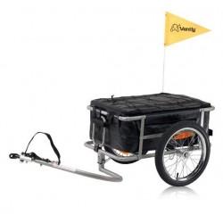 Vantly remorque vélo avec sac