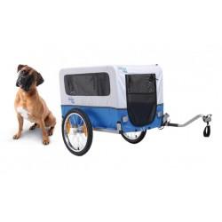 XLC Doggy Van remorque vélo chiens