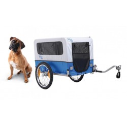 XLC Doggy Van dog bike trailer