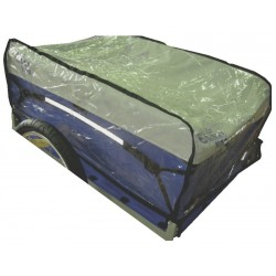 Croozer cargo rain cover