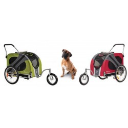 Doggyride novel jogger-stroller