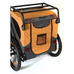 Doggyride Novel10 dog bike trailer
