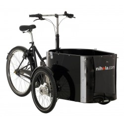 Nihola family Child cargo trike