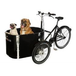 Nihola Dog bakfiets voor hond