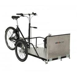 Nihola flex triporteur pour les fauteuils roulants