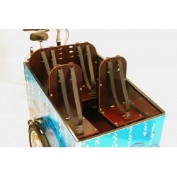 BellaBike houten stoel