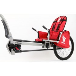 Weehoo I-GO TURBO bicycle trailer