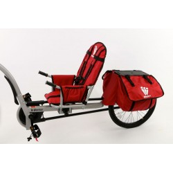 Weehoo I-GO VENTURE bicycle trailer