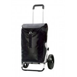 Royal Shopper bike trailer + ortlieb bag