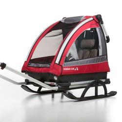 Nordic Cab ski set