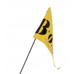 Bob yak drapeau