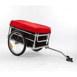 KidsCab Max remorque vélo aluminium