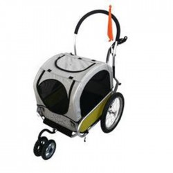 KidsCab minimax dog bike trailer / stroller