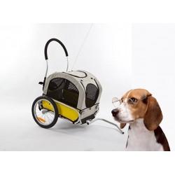 KidsCab minimax dog bike trailer / stroller