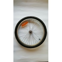 KidsCab 20 inch side wheel