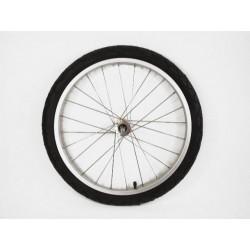 Thule Chariot Captain 18 inch wheel