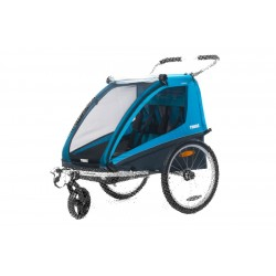 Thule Coaster body blau