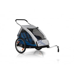 XLC Duo bicycle trailer -...