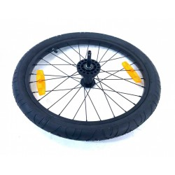 Qeridoo 20 inch side wheel from 2014
