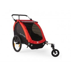 Burley honey bee bike trailer