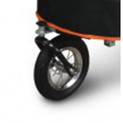 Innopet sporty dog stroller wheel