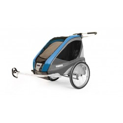 Thule Chariot 2in1 cover Corsaire 2