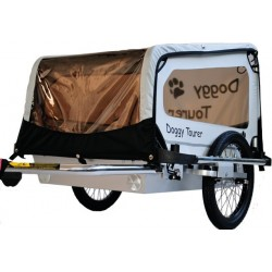 Dog bike trailer Doggy tourer S