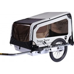 Dog bike trailer Doggy tourer M
