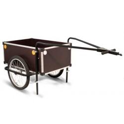 fahrrad lastenanh nger f r ihre einkaufen oder bagage 2. Black Bedroom Furniture Sets. Home Design Ideas