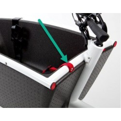 Mounting Kit for babyshell in Urban Arrow