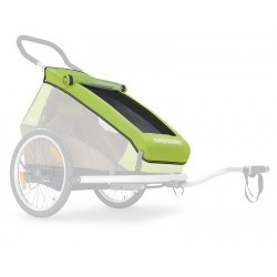 Croozer verdeck Meadow green ab 2016