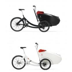 Triobike mono child cargo bike
