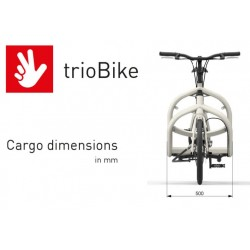 Triobike Cargo R (Race)