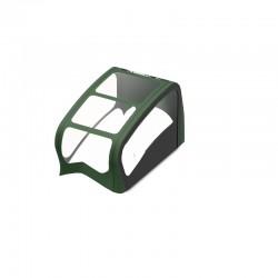 Triobike cargo hood