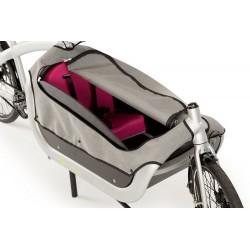 Triobike cargo couverture pour le bac