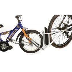 Follow Me Tandem trailer vélo suiveur