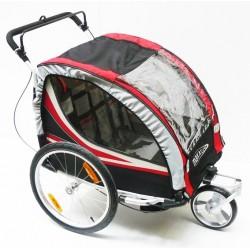 Maxxus 2 remorque vélo