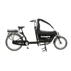 Child cargo bike Cangoo Downtown N7 plus