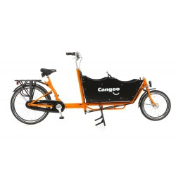 Child cargo bike Cangoo Downtown N7 plus