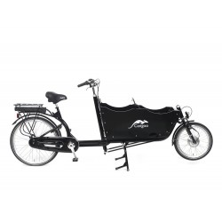 Child cargo bike Cangoo Downtown N7 plus E-bike