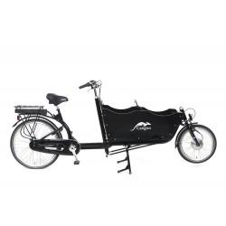 Lastenrad Cangoo Downtown Plus N7 E-bike
