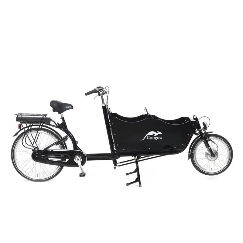 lastenrad cangoo downtown plus n7 e bike. Black Bedroom Furniture Sets. Home Design Ideas