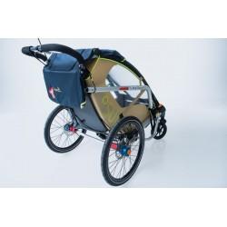 Leggero Enso Surf remorque vélo enfant